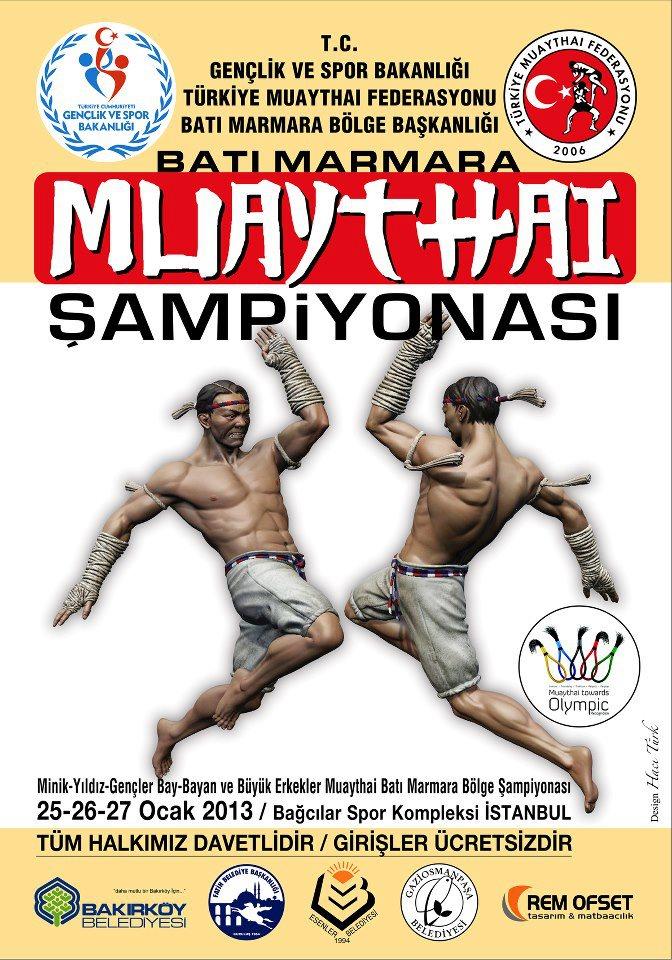 2013 Marmara Bölge Şampiyonası